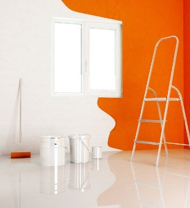 Walls Painted - Interior Painting